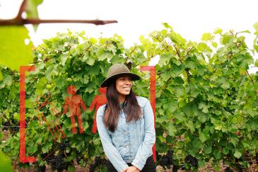 women in wine, Oregon wine, Latinx wine