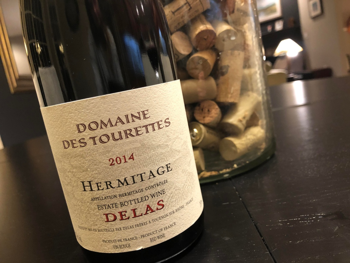 northern rhone, syrah, french wine