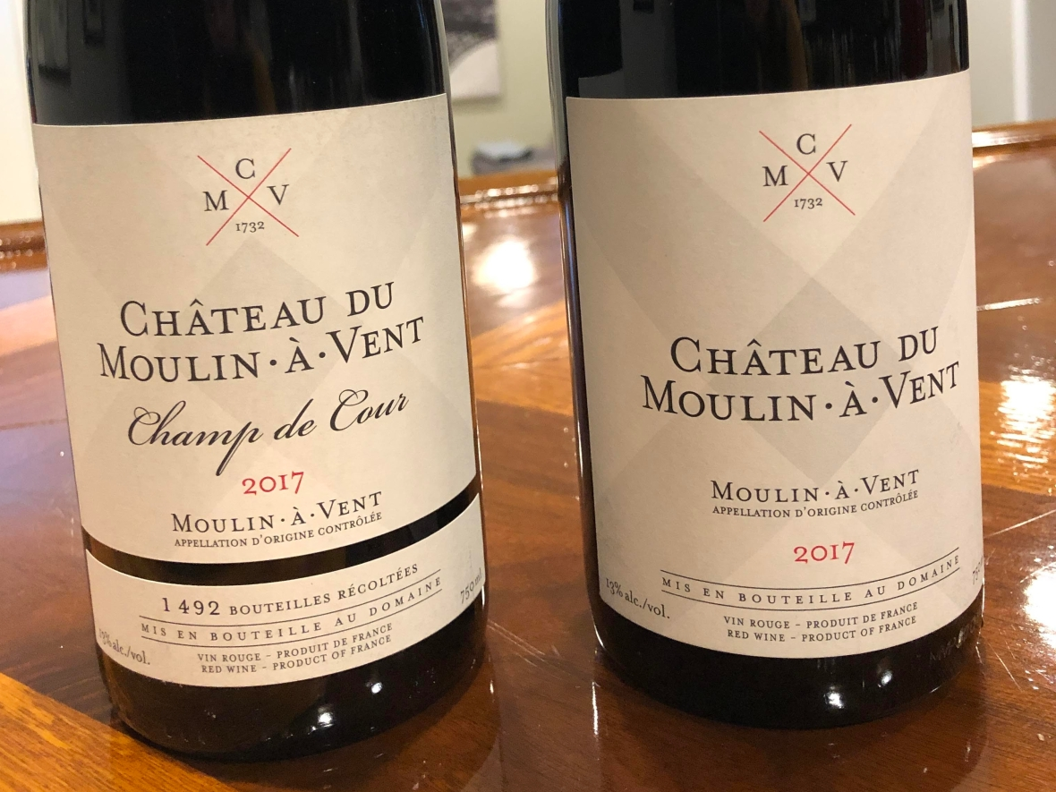 French wine, cru Beaujolais. winophiles